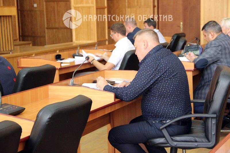 Ужгородські депутати обрали меру нового заступника та визначилися із новими почесними громадянами міста