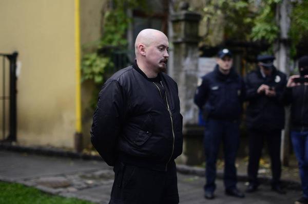 У суботу в Ужгороді відбулися акції націоналістичних організацій. ФОТО, ВІДЕО