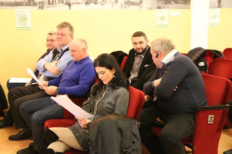 Депутати Берегова розглянули перспективу будівництва військової частини в місті