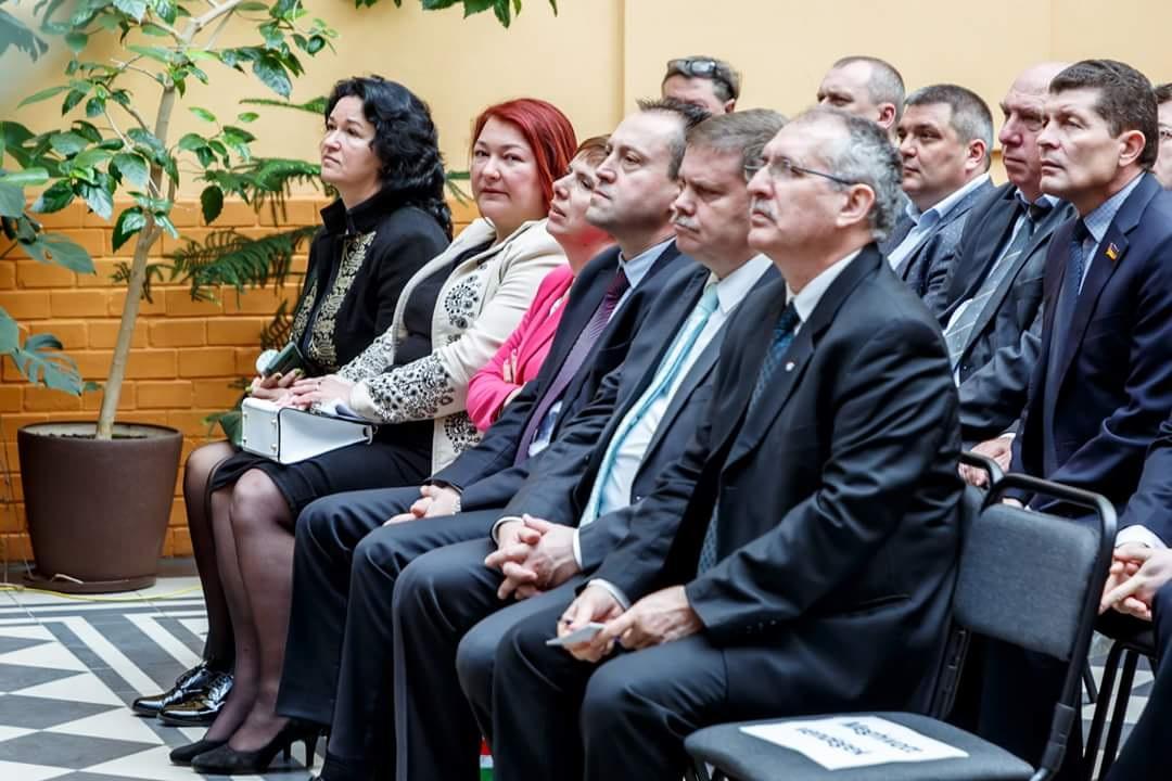 XXІX щорічний з'їзд ГО «Товариство угорської культури Закарпаття»