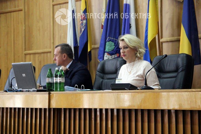 Земля для учасників АТО та компенсації на пільгові перевезення: найцікавіше із сесії Ужгородської міськради