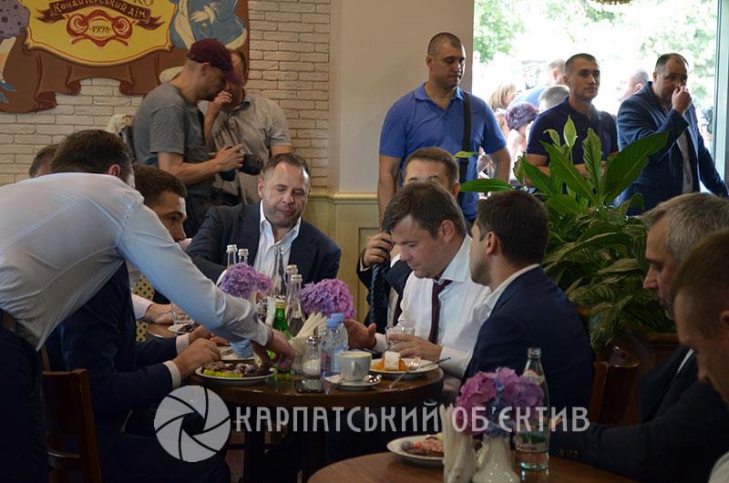 Президент України відвідав Закарпаття та представив нового губернатора. Фото, Відео
