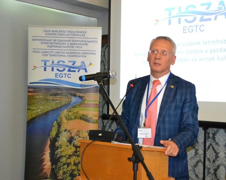 Йосип Борто: Діяльність ЄОТС ТИСА дедалі більше приносить зримі результати